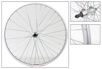 Weinman Lp18 Rear Wheel 700c Black MSW 36 Alloy 8//9Sp Cass BlackQr 130mm