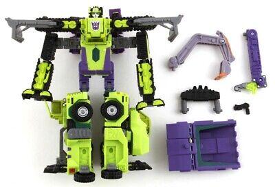 2004 Transformers Universe Constructicons Devastator Target Exclusive Combiner