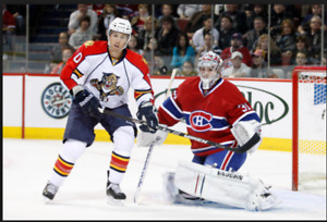 Montreal Canadiens - Panthers de Florida 15 Janvier !