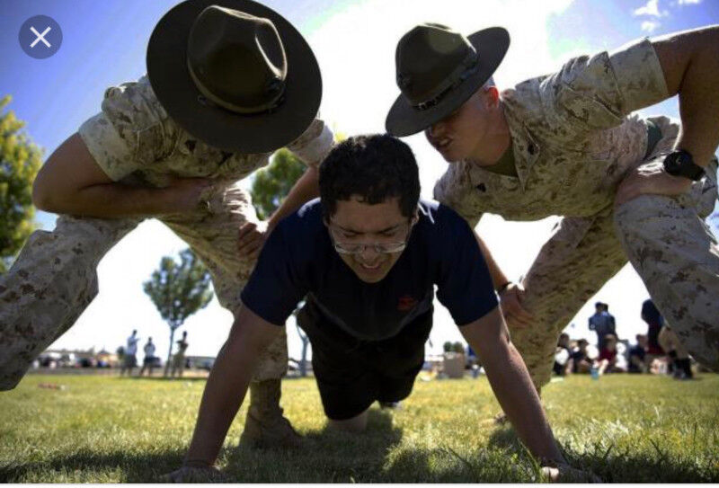 SIR YES SIR! Military Fitness / Personal Trainer Wanted – Career