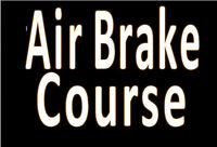 AIR BRAKE COURSE STARTING SOON!!!!