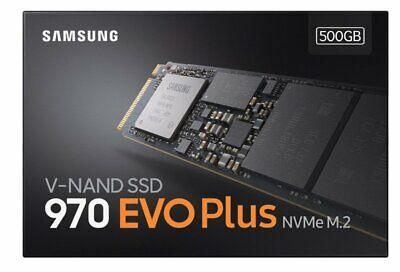 Samsung MZ-V7S500BW 970 EVO Plus 500 GB Solid State Drive