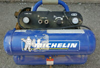Michelin Dual Tank Compressor / Porter Cable Nailer / 50ft Hose