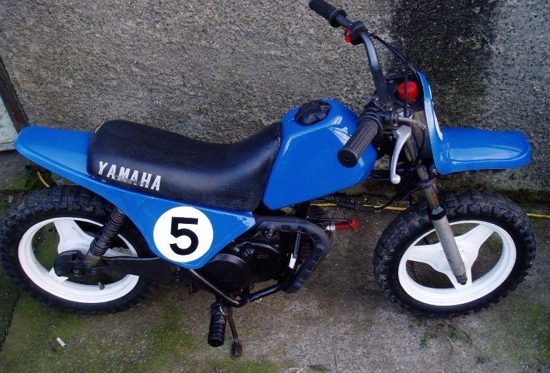 pw50 yamaha pw 50 dirt bike pit bike motor bike | in Holyhead, Isle ...