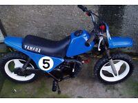 pw50 yamaha pw 50 dirt bike pit bike motor bike
