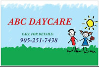 HOME DAYCARE FOR BABIES AVAILABLE IN NEWMARKET