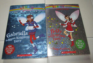 "2x Rainbow Magic chapter books ""Special Edition"" ages 6-9"