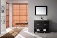 -25% de rabais sur tout, Vanités, bains, colonnes de douches