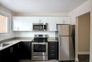 Spacious and Newly Renovated 3 BD Townhouse for Rent in Hamilton