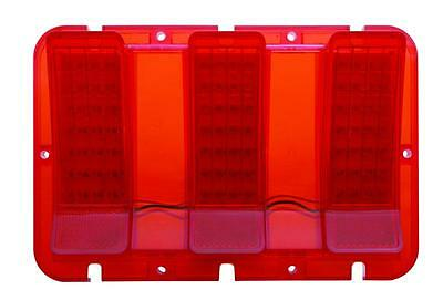 1967-68 Mustang LED Tail Lamp w/ 84 LED's Red, New and Bright!!
