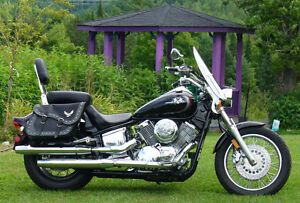 VSTAR 1100 Custom...one of a kind!