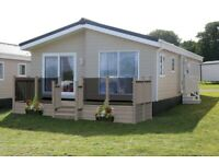 LUXURY TWIN LODGE AVAILABLE ON AN EXCLUSIVE HOLIDAY PARK AT WIGBAY - SOUTH WEST SCOTLAND