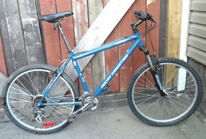 Rocky Mountain Bike Front Suspention