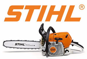 **$160 OFF!!** STIHL MS 441 PRO CHAIN SAW!! 70.1cc (was $1159)
