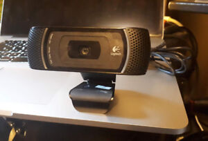 Logitech C910 Webcam