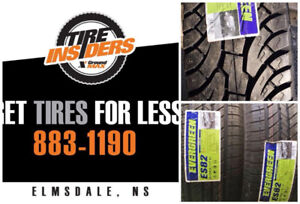 SUV/ LIGHT TRUCK TIRE BLOW OUT SALE