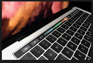 "13"" MacBook Pro Touch Bar Mid 2017 256GB SSD 3.1ghz Warranty2020"
