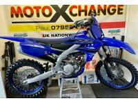 2021 YAMAHA YZF250....26 HOURS FROM NEW....CLEAN BIKE....£6495....MOTO X CHANGE