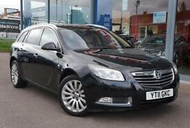 2011 VAUXHALL INSIGNIA 2.8T V6 4x4 Elite Auto NAV, LEATHER, DAB and E TAILGATE