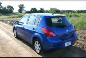 2008 Nissan Versa For Parts