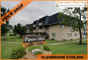 PRICE DROP! Desirable 2 Bed Condo in Glenbrook
