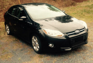 2012 Ford Focus SEL Luxury Leather $9275 902-210-0835