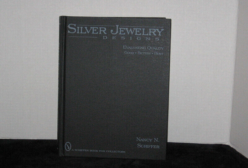Evaluating Silver Jewelry Designs by Schiffer 1996 book Victorian to Mid Century