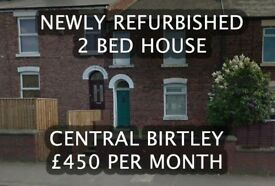 NEWLY REFURBISHED!! | £450pcm | 2 BED | BIRTLEY CENTRAL | AVAILABLE NOW!!!