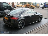 """18"""" NEW TTRS ROTOR STYLE ALLOYS WHEELS AUDI TT TTS S LINE A3 A4 S3 S4 A5 S5 RS3 RS4 RS5 RS6"""
