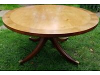 Large Reproduction Coffee Table