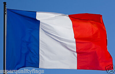 FRANCE FRENCH FLAG NEW 3x5 ft better quality USA seller