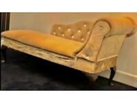 Chaise Lounge from Smoke Free and Pet Free Home