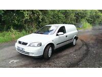 Vauxhall Astra Envoy Dti van - spares or repair