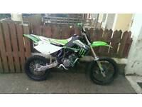 2010 kx 85 small wheel