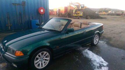 Wrecking- e36 bmw convertible