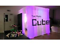 LED CUBE & Events PHOTOCUBE