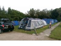 Outwell Montana 6AC air tent and awning 2016 model