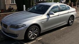 2010 BMW 5 SERIES 2.0 520d SE / Full Service History