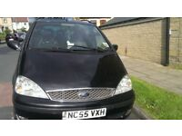 55 plate ford galaxy 1.9TD 7 Seater