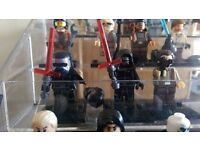 Minifigures Lego compatible Star Wars, Marvel superhero, DC, Batman, Harry Potter and many more