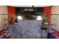 Custom built bar / shop counter / reception counter