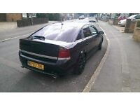 Vauxhall vectra 2.2 for sale or swap for a Van,preferably with fridge