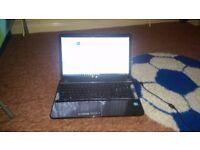 Hp laptop 17'' intel i3