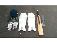 Youth Cricket Set