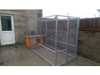 **The Best Brand New Galvanized Dog Runs & Kennels** (pens,houses,cages,crates,puppy)