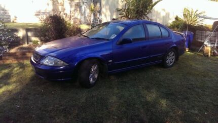 2002 Ford Falcon Sedan Petrie Pine Rivers Area Preview