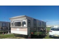 Caravan to Hire on Edwards Towyn Bank Holiday weekend Fri 28th April - Mon 1st May £145