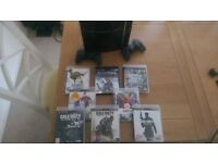 ��120ono - First Generation Playstation 3 80gb with games - Full working condition - PS3