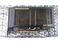 Gainward Phantom GTX560ti 2GB Graphics Card