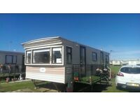 Caravan to Hire on Edwards Towyn October Half Term Saturday - Friday £200 plus £50 security bond